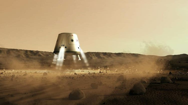 Der Mars ist nicht genug: Wie eine Basler Firma den Weltraum erobern wollte