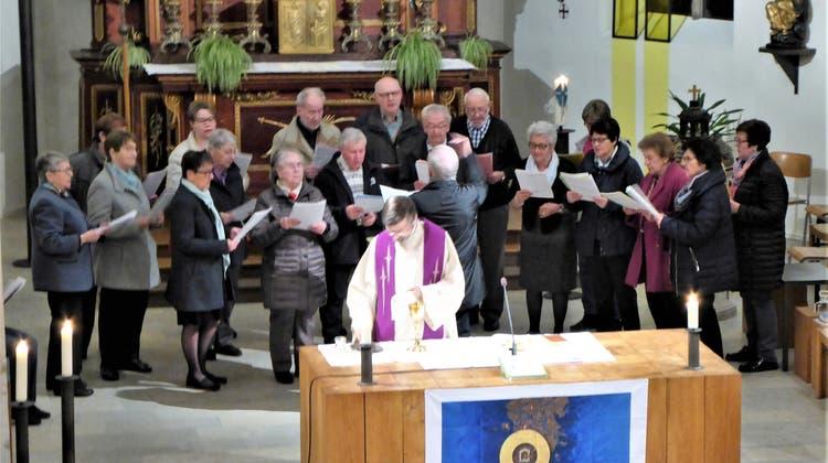 Generalversammlung Kath. Kirchenchor Oensingen
