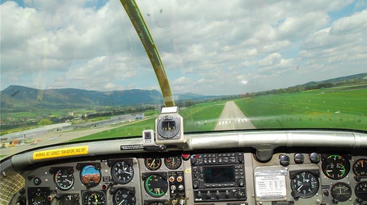 Wechsel bei Flugsicherung verunsichert: Piloten fliegen Grenchen viel weniger an