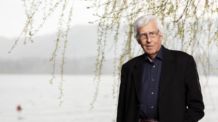 Peter von Matt: «Die Schweiz muss durch Kompromisse leben, ein Künstler radikal sein»