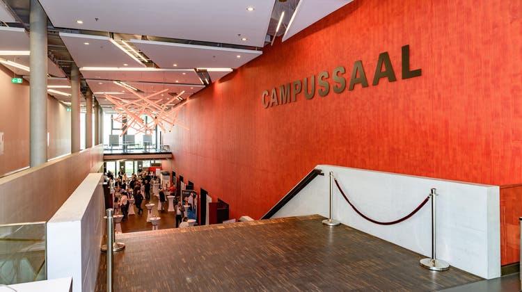Campussaal: Mit neuen Kräften in die Zukunft