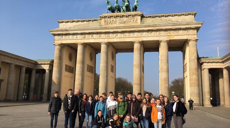 Berlin - Abschlussreise des Konf.-Kurses 2018/19