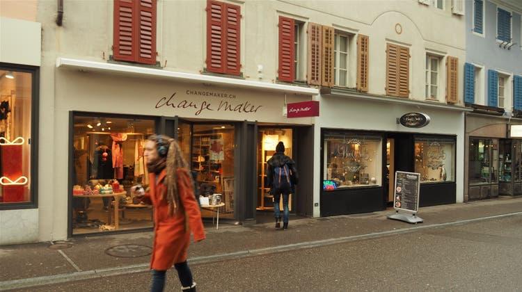 Pop-up-Stores und Nostalgie-Laden bringen frischen Wind in Badens Detailhandel