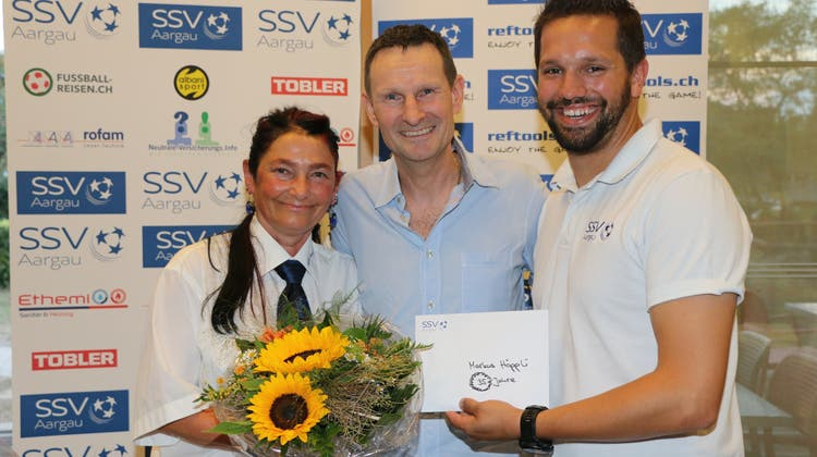 72. GV des Schweizerischen Schiedsrichterverband Region Aargau