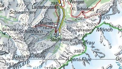 Tödlicher Unfall: Französischer Basejumper (44) im Lauterbrunnental abgestürzt