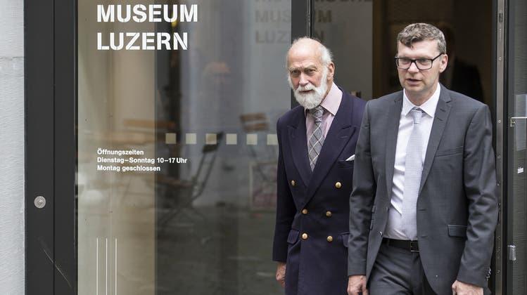 Leiter der Kantonalen Museen Luzern wechselt zur Stefanini-Stiftung