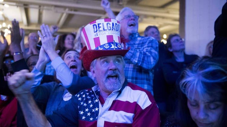Machtverschiebung im Parlament: Demokraten wollen Trump auf die Finger schauen