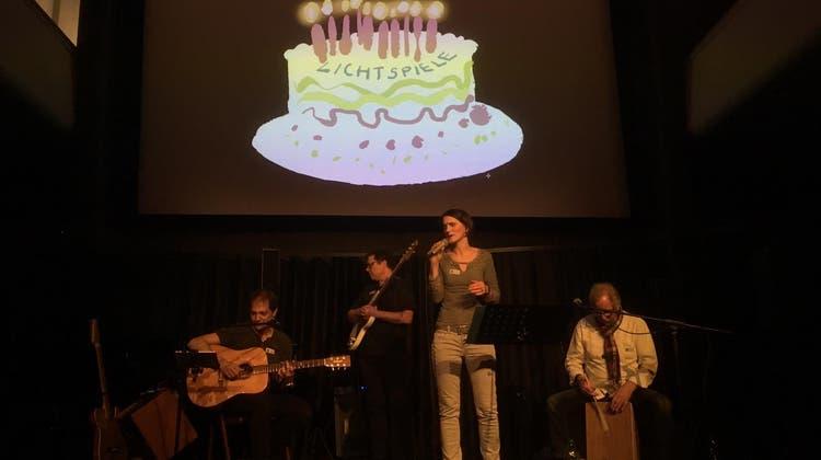 Jubiläum 10 Jahre Filmverein Lichtspiele Olten