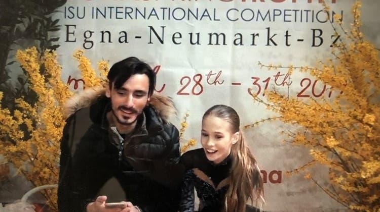 Egna Spring Trophy: Dritter internationaler Sieg für Schweizermeisterin Kimmy Repond
