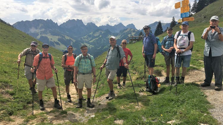 Mit dem Männerturnverein Oberdorf auf der Röstigrabenroute - eine Fortsetzungsgeschichte