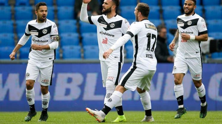 Ist dieser Sonntagsschuss unhaltbar? Alle Highlights vom 1:1 zwischen FCB und Lugano im Video