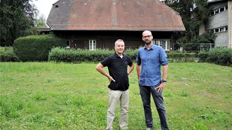 «Ein Abbruch macht keinen Sinn»: Verein kämpft für das Gärtnerhaus im Kurpark