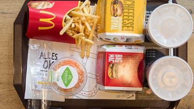 Rekordumsatz: McDonald's trotzt den Premium-Burgern – doch das Sortiment wird verkleinert