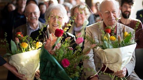 Helen Meier: Mit 90 für die grüne Zukunft engagiert