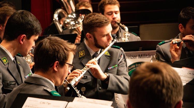Militärmusiker, Daniel Burla: «Das Militärspiel ist wichtig für die Moral»