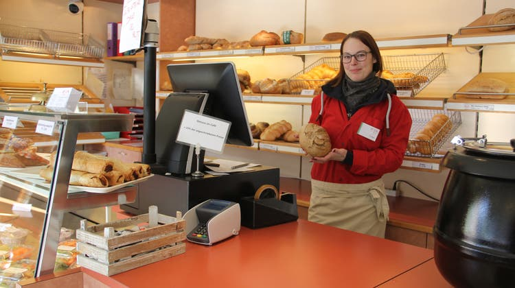 Nach Brand: Die Bäckerei produziert wieder selber