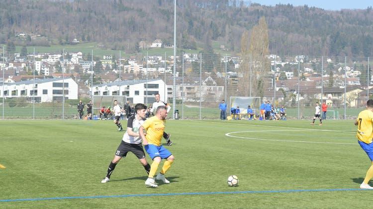 Die «Stiere» entführen die drei Punkte: Urdorf bezwingt Schlieren mit 2:0