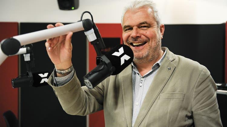 Der Basler Kulturpreis 2018 geht an Radio X