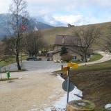 Seit die Roggenstrasse betoniert ist, geht es bergauf mit dem Bergrestaurant