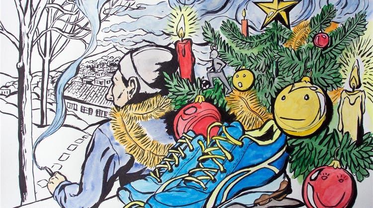 Das Gewicht des Weihnachtsbaums – eine Weihnachtsgeschichte