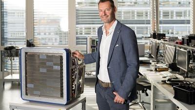 Diese Erfindung macht Christian Brönnimann zum Unternehmer des Jahres