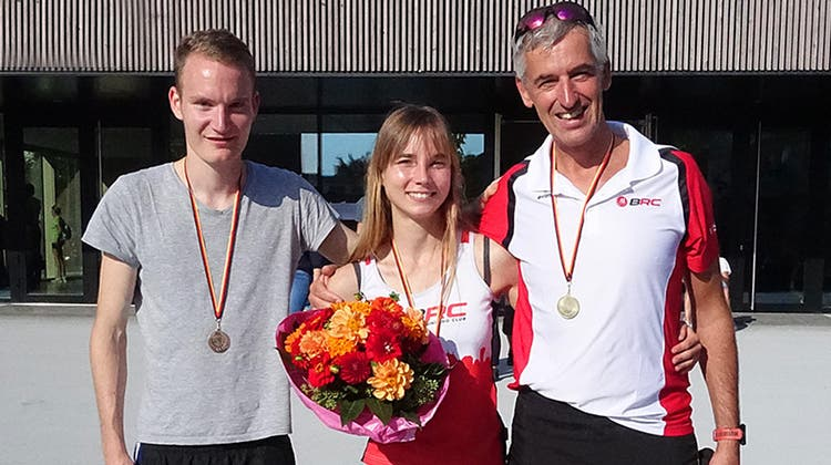 Maren gewinnt überlegen den Halbmarathon am Bodensee