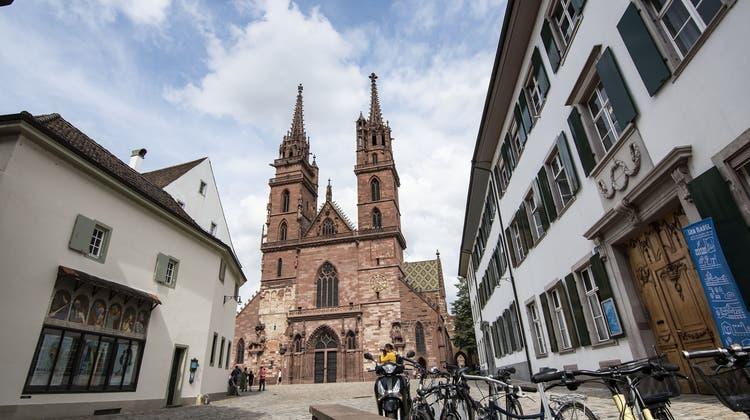 Über Jahrhunderte herrschte Streit, wem das Basler Münster wirklich gehört
