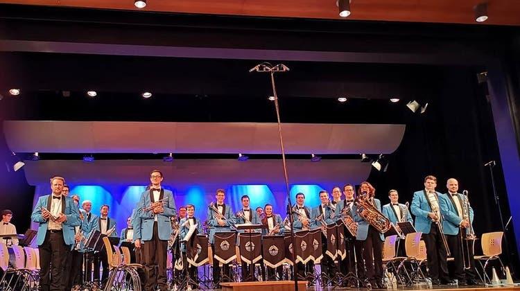 Ein musikalischer Start ins neue Jahr mit der Brass Band Imperial Lenzburg
