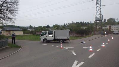 Tödlicher Unfall in Hausen: Nun liegt das Urteil gegen den Lieferwagen-Fahrer vor