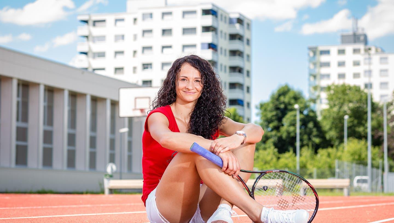 Amra Sadikovic beendet Profi-Karriere – und baut Tennis Academy auf
