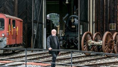 Bahnpark Brugg bekommt den Heimatschutzpreis: «Wir wollen keine geschminkten Leichen»