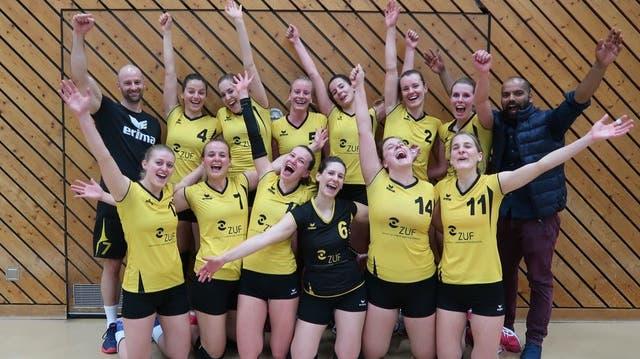 Finalissima in Zofingen: Für die Aargauer Volleyballer gilt es dieses Wochenende ernst