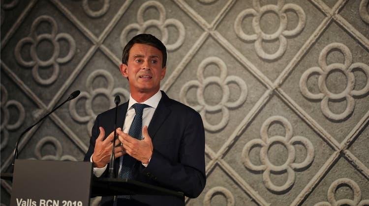 Bekommt Barcelona bald einen Bürgermeister mit Schweizer Wurzeln?