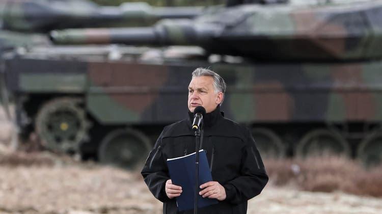 Viktor Orbán lässt antisemitischen Schriftsteller ehren