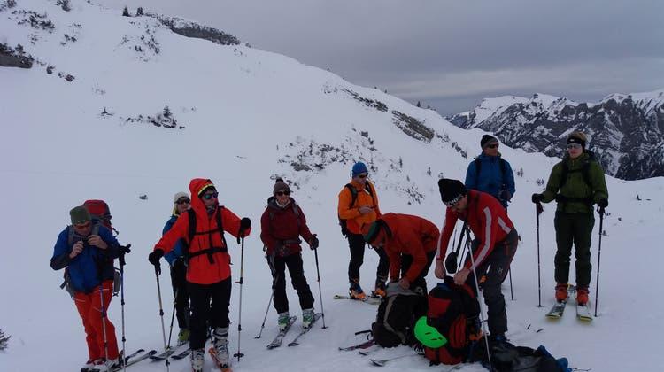 Fehlprognose – zum Glück! Skitour der Naturfreunde Oberfreiamt