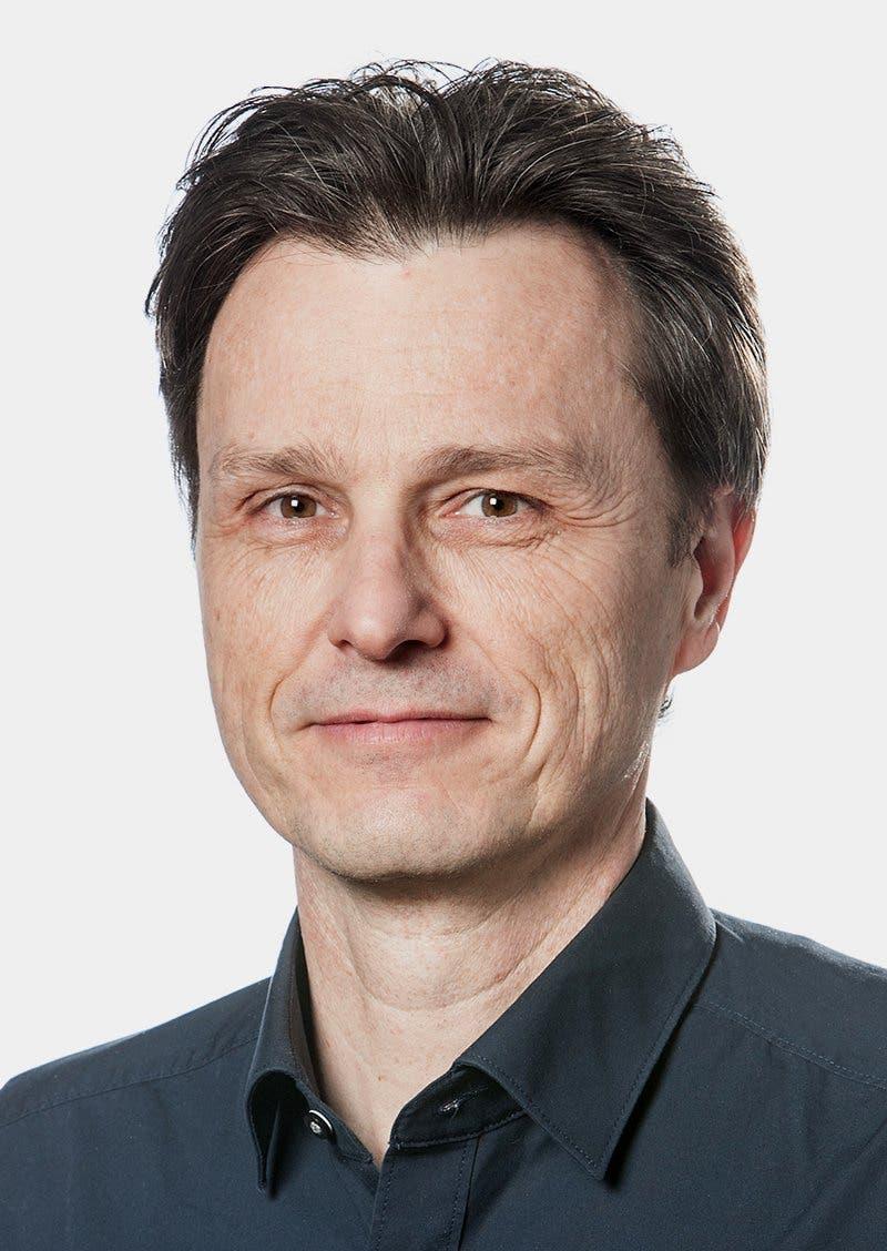 Ja Thomas Grossenbacher Grünes Bündnis, Co-Leiter ICT Medien, ED
