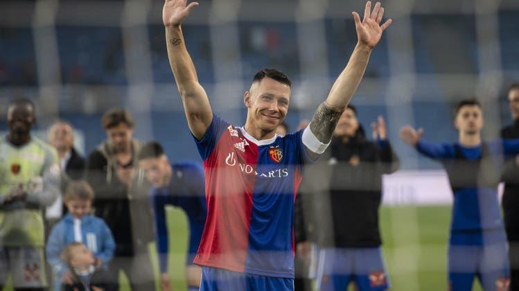 FCB-Captain Marek Suchy zu seinem Abschied: «Ich werde in einer Topliga spielen»