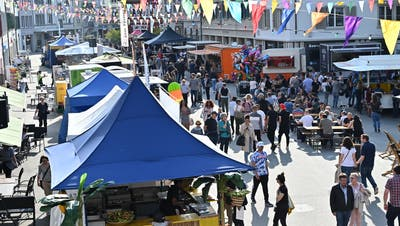 5. Street Food Festival Olten 2019