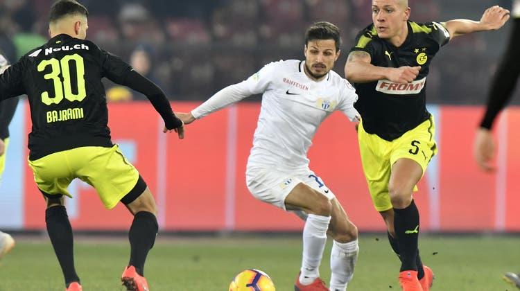 Auch Erwachsene dürfen träumen - Marchesano und der FCZ fiebern dem Europa-League-Spiel gegen Napoli entgegen