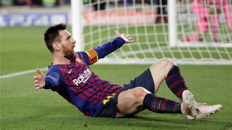 «Nicht von diesem Planeten» – so verneigt sich die Welt vor dem genialen Lionel Messi