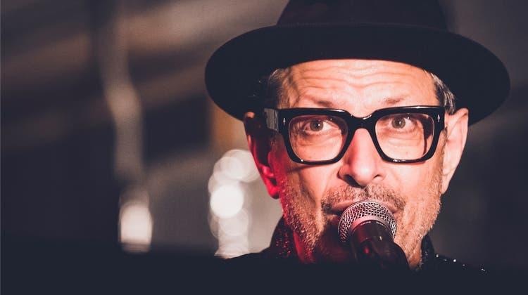 Hollywood-Star Jeff Goldblum über seine neue Jazz-Karriere: «Es ist die beste Zeit meines Lebens»