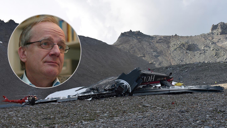 Aargauer Aviatikexperte: «Flug mit Ju-52 ist nicht gefährlicher als eine kurze Fahrt mit dem Auto»