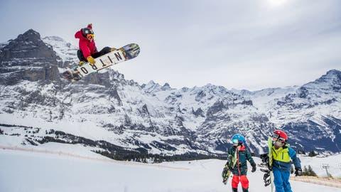 Vom Trend- zum Randsport: Das Snowboard auf Talfahrt