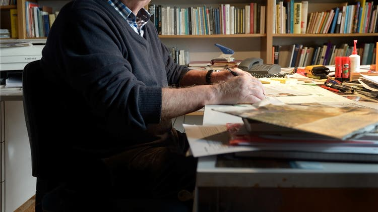 «Was chunnt ächt no aues?» – Mundart-Autor Ernst Burren bleibt sich treu