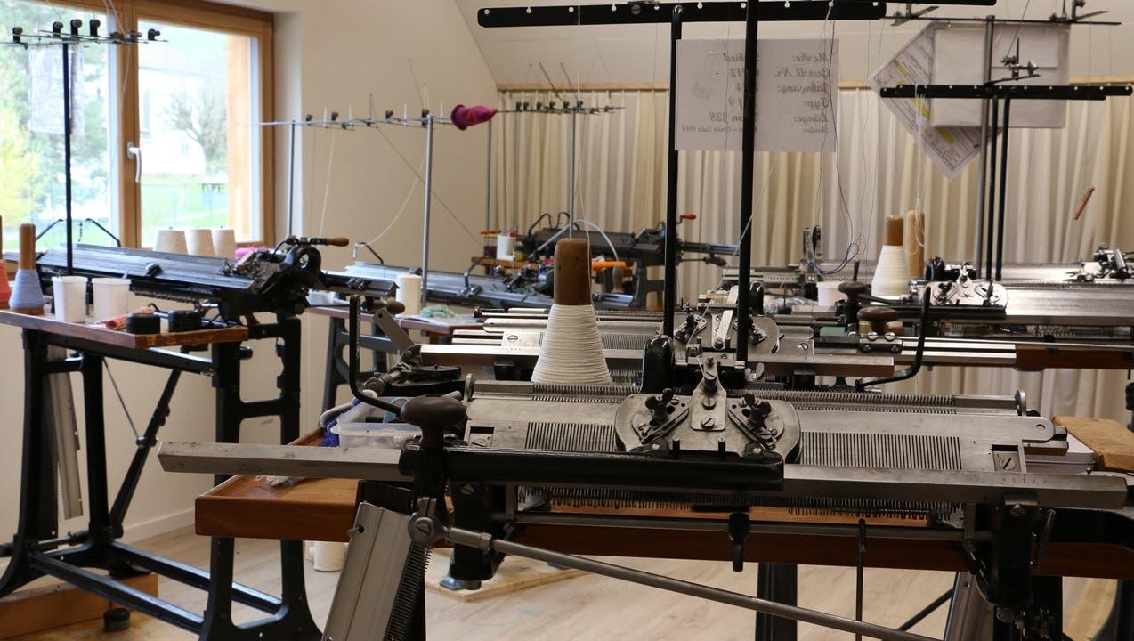 Stricken wie vor 100 Jahren – neue Strickstube wird eröffnet