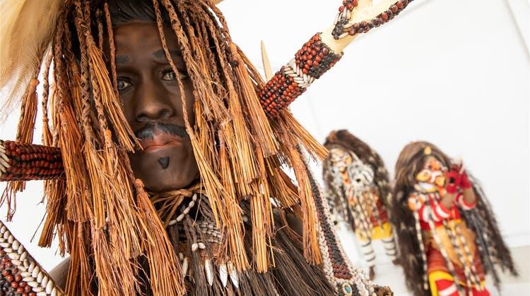 Museum der Kulturen: Wo der Elfenbeinturm (an)greifbar wird