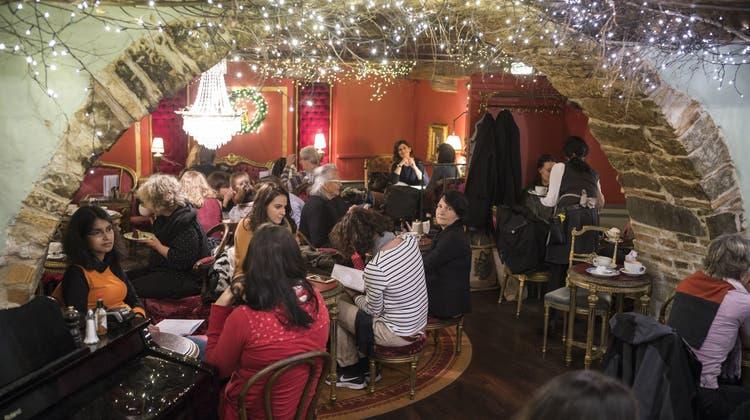 Zürcher Traditions-Café lebt weiter