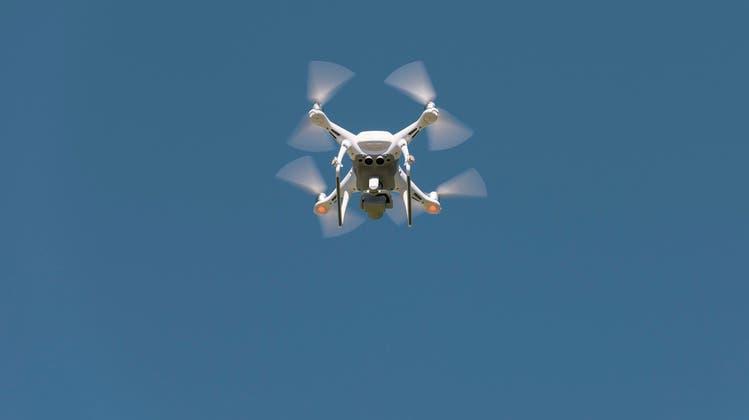 Firma aus China blockiert Drohnen im Aargau