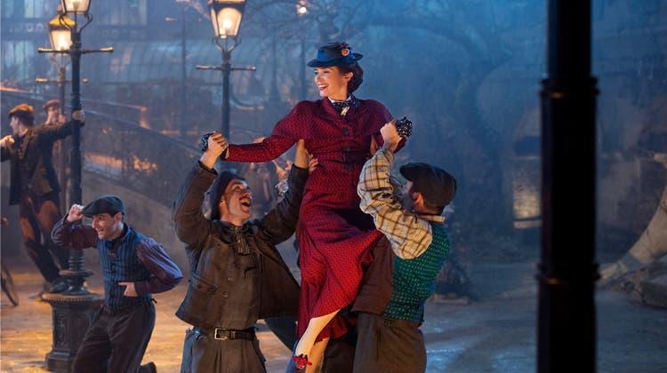 Neuer Job für die Super-Nanny: Mary Poppins kommt zurück auf die Leinwand