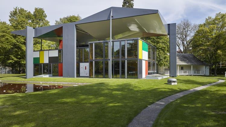Wiedereröffnung: Pavillon Le Corbusier erstrahlt in neuem Glanz